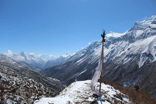 Annapurna circuit - background and preparation